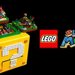 Introducing The LEGO Super Mario 64 ? Block