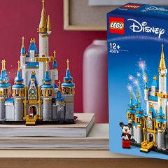Mini LEGO Disney Castle Pricing & Release Details