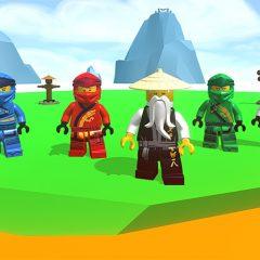 Create A LEGO NINJAGO Game With Unity