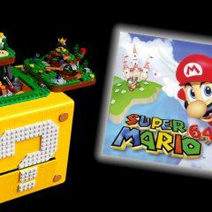 LEGO Set V Source: Super Mario 64