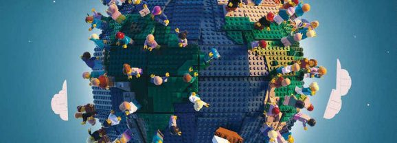 LEGO Building Instructions For A Better World