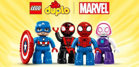 StoryToys Set To Release LEGO DUPLO Marvel App
