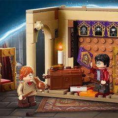 LEGO Hogwarts Gryffindor Dorm Promotion Begins