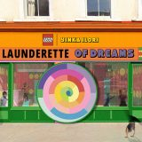 LEGO Launderette Of Dreams Officially Unveiled