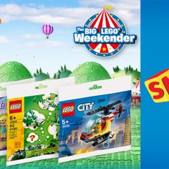 Free LEGO Polybags Today At Smyths Toys
