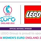 LEGO Group Sponsor England EURO 2022